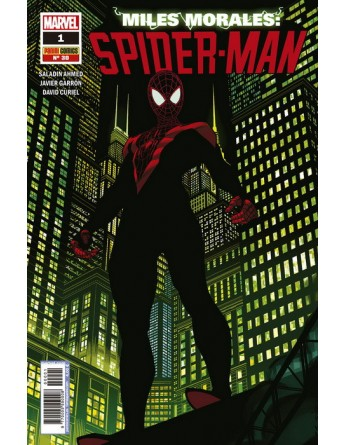MILES MORALES: SPIDERMAN Nº 01