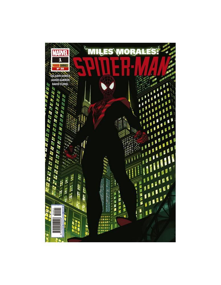 MILES MORALES: SPIDERMAN Nº 01