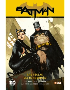 BATMAN VOL. 07: LAS REGLAS...