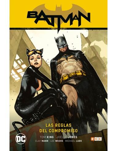 BATMAN VOL. 07: LAS REGLAS DEL...