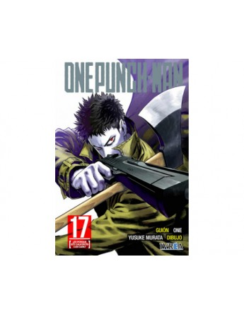ONE PUNCH-MAN Nº 17