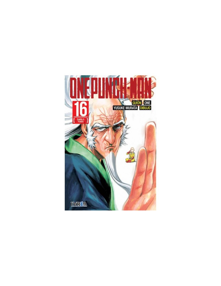 ONE PUNCH-MAN Nº 16