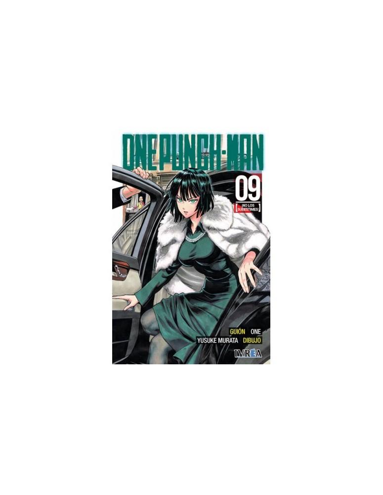 ONE PUNCH-MAN Nº 09