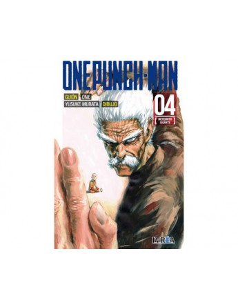 ONE PUNCH-MAN Nº 04