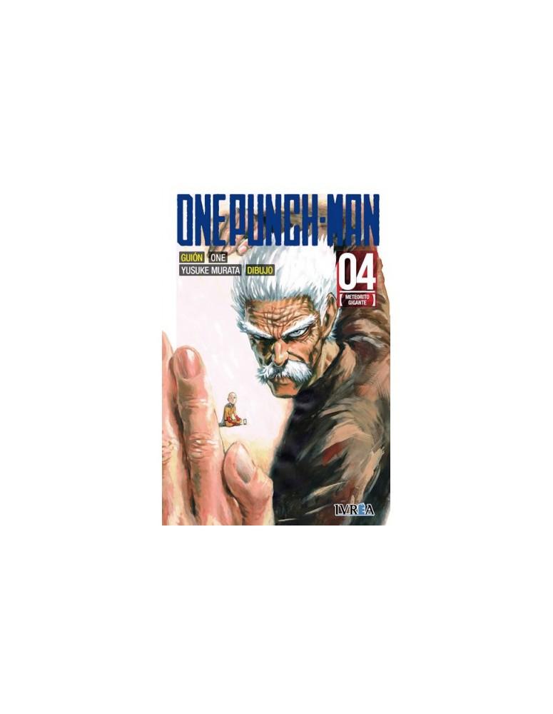 ONE PUNCH-MAN Nº 04