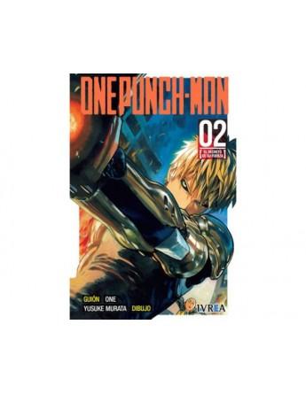 ONE PUNCH-MAN Nº 02