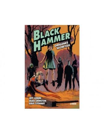 BLACK HAMMER 01: ORIGENES...