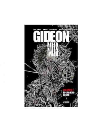 GIDEON FALLS 01. EL GRANERO...