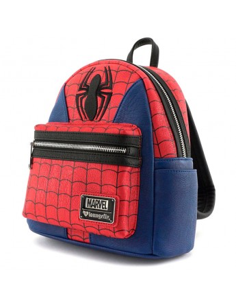 Mochila Spiderman Marvel Loungefly 27cm