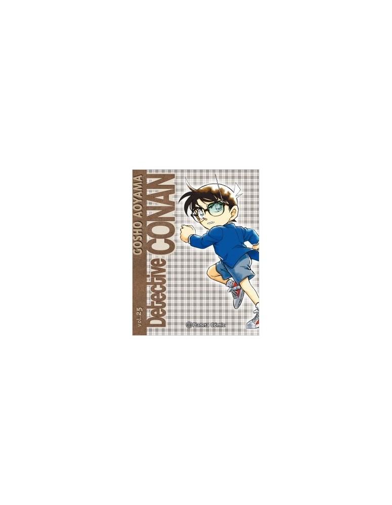 DETECTIVE CONAN Nº 25 (NUEVA EDICION)
