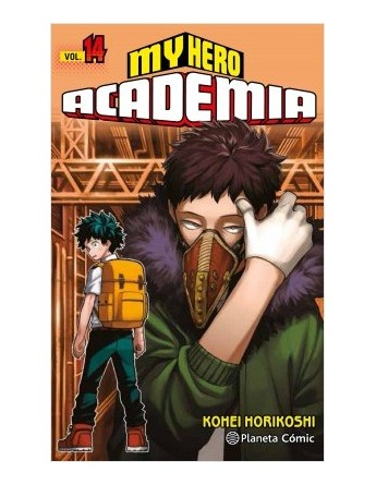MY HERO ACADEMIA Nº 14