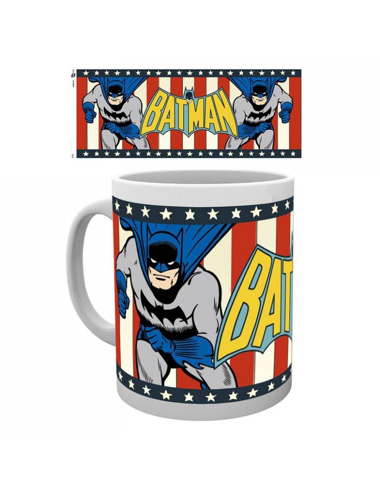 Taza Batman vintage DC