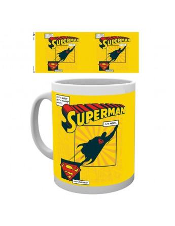 Taza Superman Is It A Bird