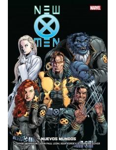 NEW X-MEN 3 de 7: NUEVOS...
