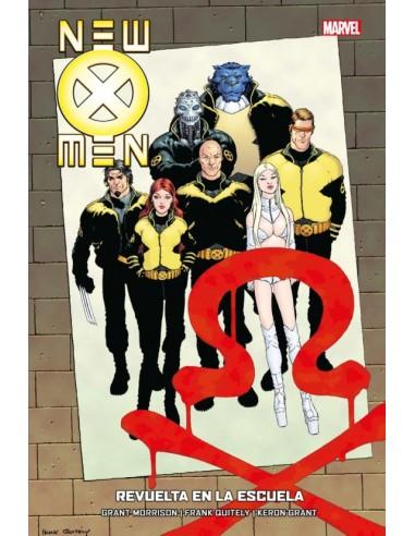 NEW X-MEN 4 de 7: REVUELTA EN LA ESCUELA