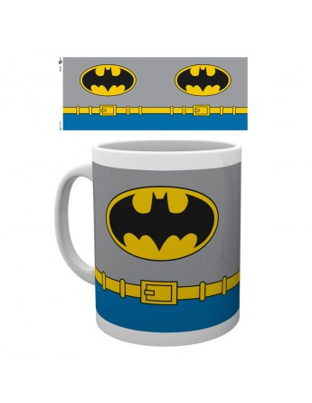 Taza Batman Costume DC
