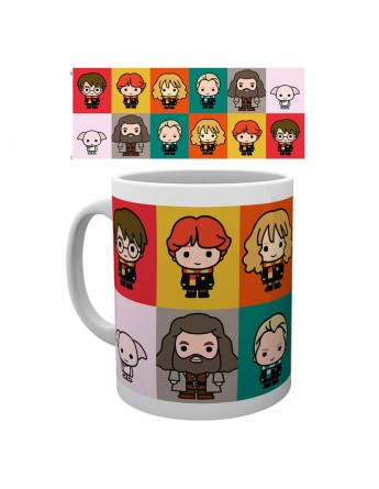 Taza Harry Potter Chibi