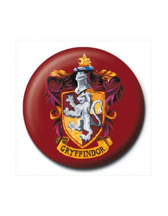 Chapa Gryffindor Harry Potter