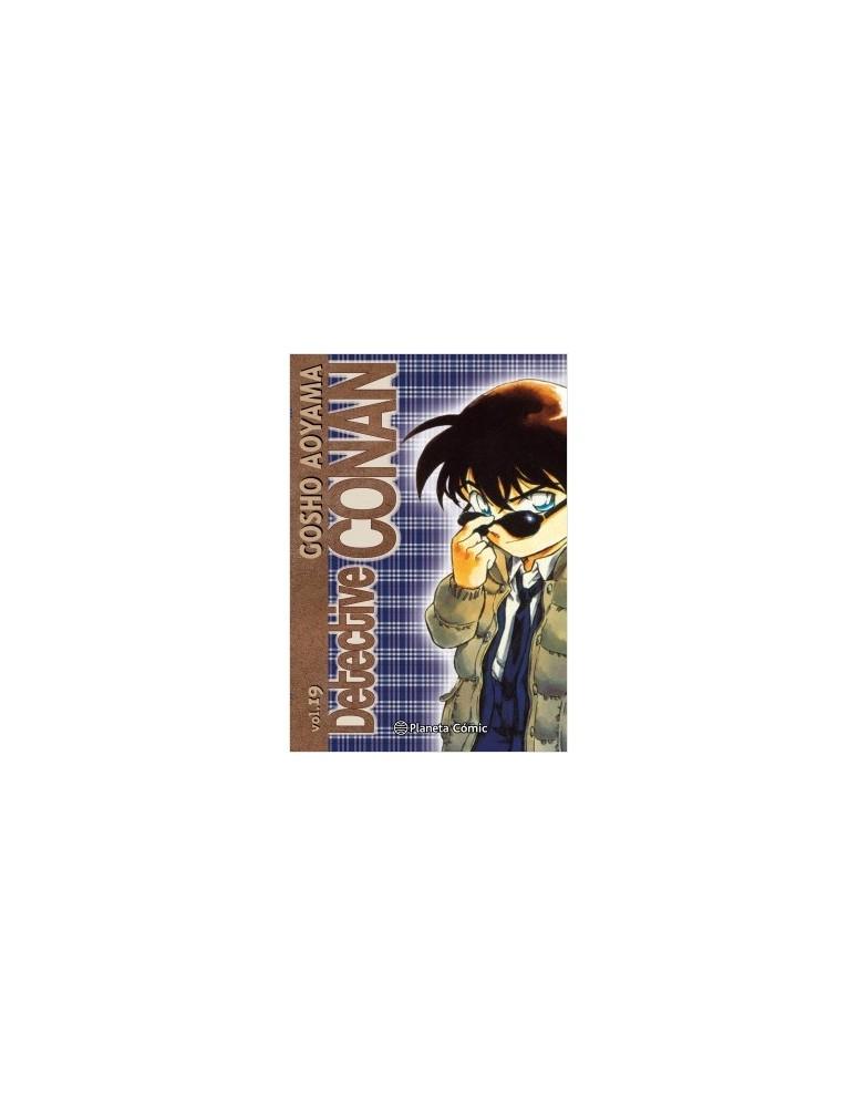 DETECTIVE CONAN Nº 19 (NUEVA EDICION)