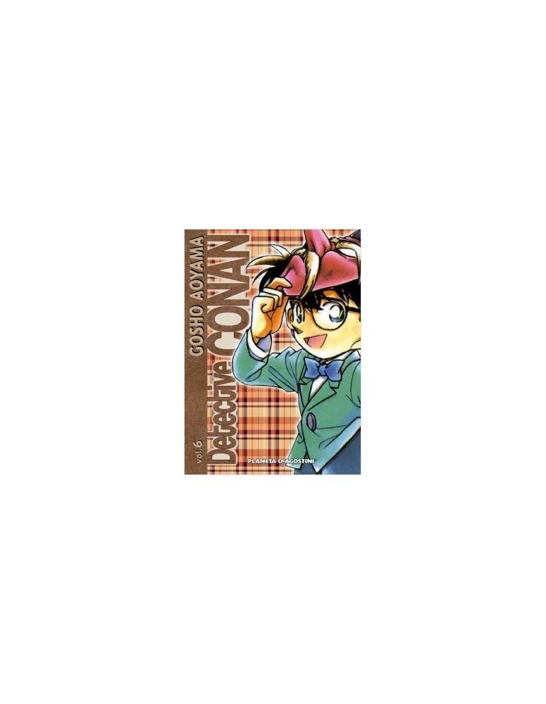 DETECTIVE CONAN Nº 06 (NUEVA EDICION)