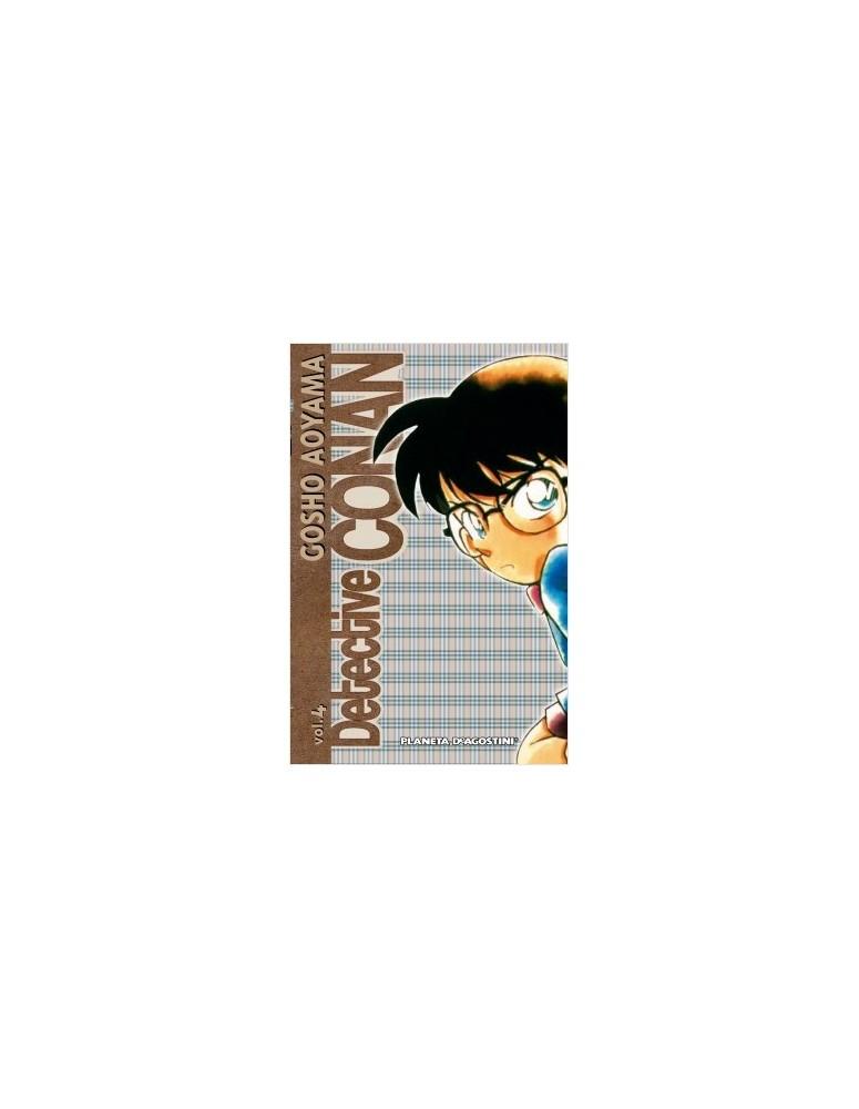 DETECTIVE CONAN Nº 04 (NUEVA EDICION)