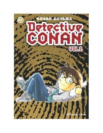 DETECTIVE CONAN II Nº 85