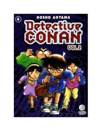 DETECTIVE CONAN II Nº 04