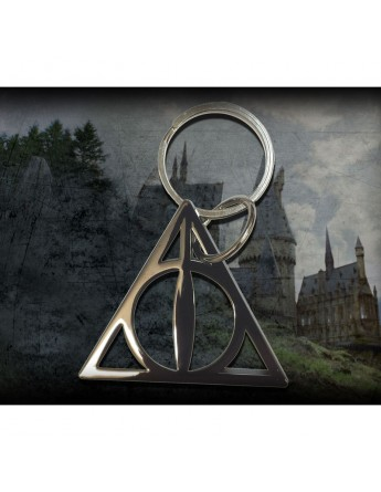 Llavero Deathly Hallows Harry Potter