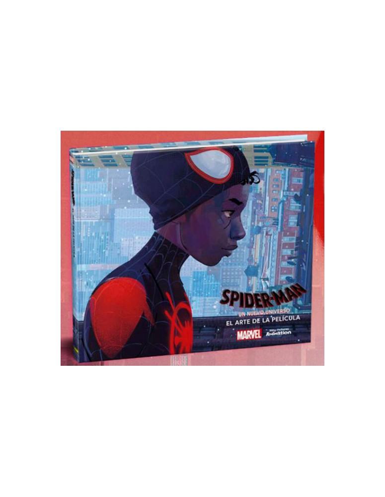 SPIDER-MAN: UN NUEVO UNIVERSO. ARTBOOK