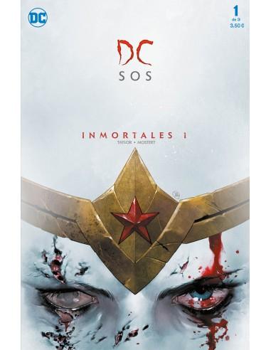 DCSOS: INMORTALES 01