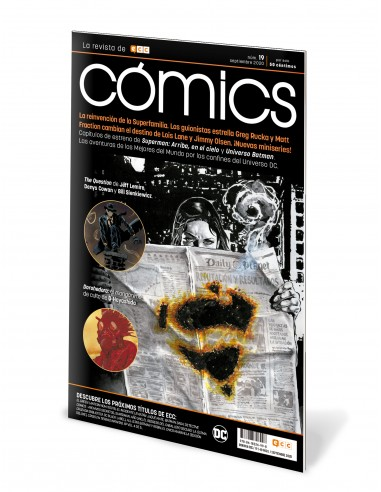 ECC CÓMICS  19 (REVISTA)