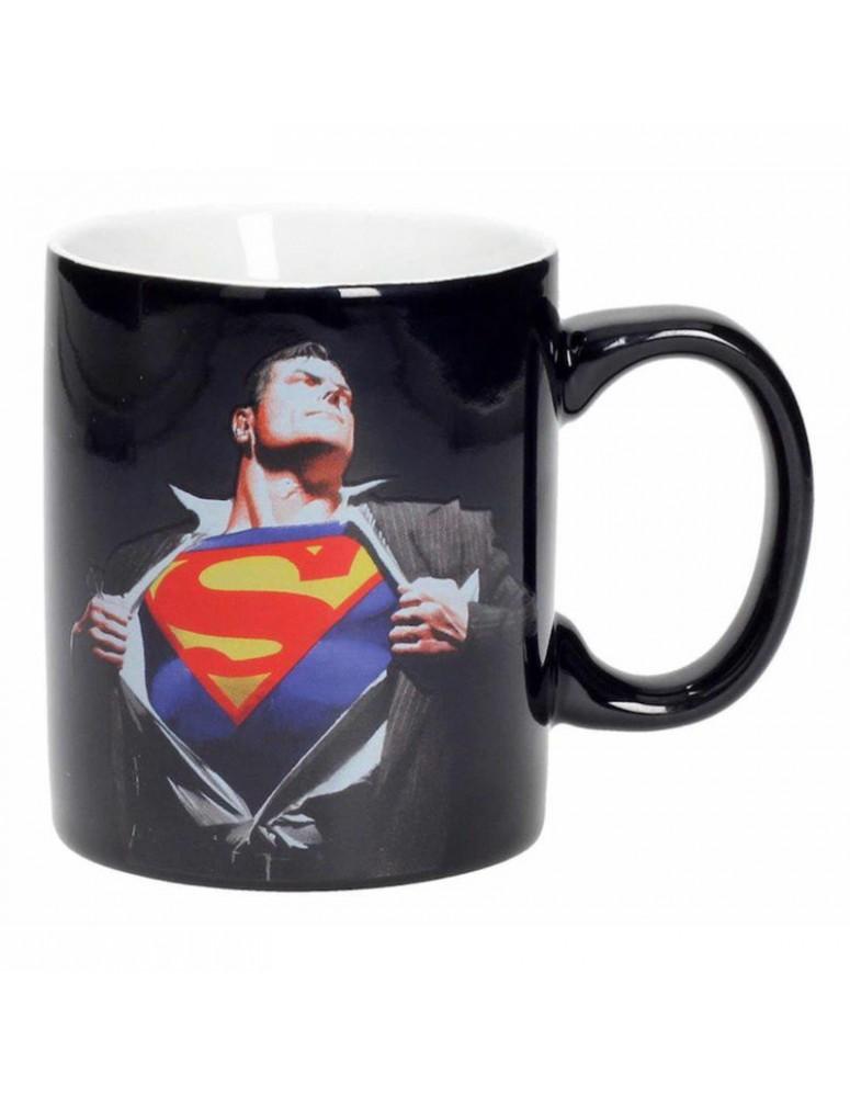 Taza Superman Universo Masterworks DC Comics