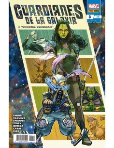 GUARDIANES DE LA GALAXIA 03