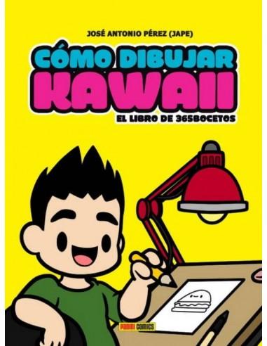 COMO DIBUJAR KAWAII: EL LIBRO DE 365...