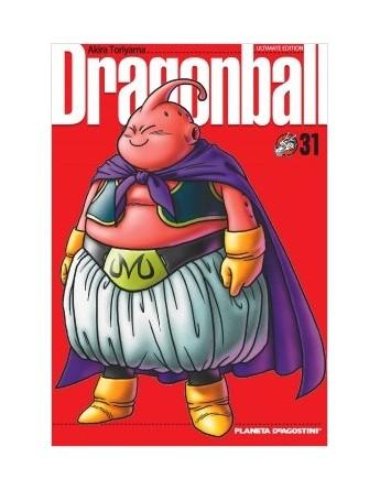 DRAGON BALL Nº 31/34