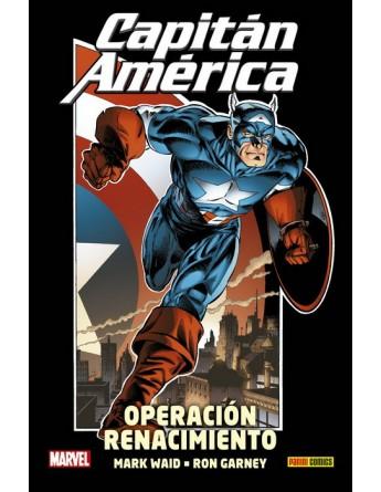 CAPITAN AMERICA: OPERACIÓN...