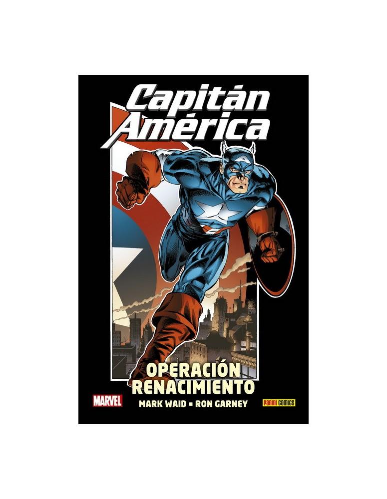 CAPITAN AMERICA: OPERACIÓN RENACIMIENTO