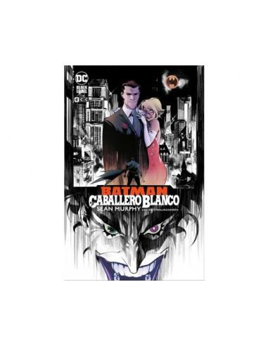 BATMAN: CABALLERO BLANCO ED DE LUJO