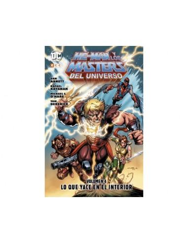 HE-MAN Y LOS MASTERS DEL UNIVERSO 04