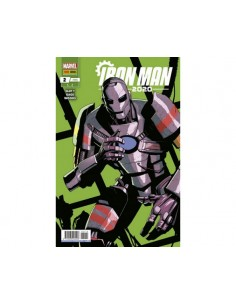 IRON MAN 2020 02 / 115