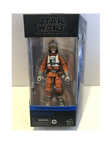 OFERTA - BLACK SERIES LUKE SKYWALKER...