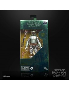 BLACK SERIES BOBA FETT...