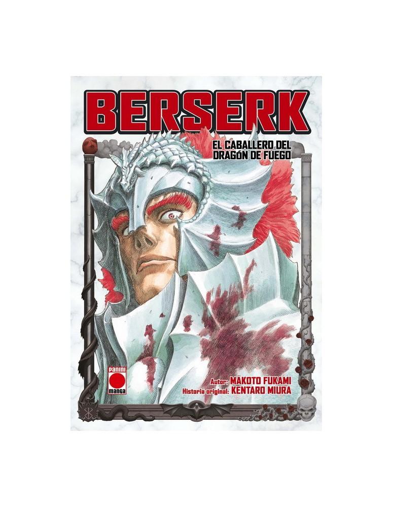BERSERK: EL CABALLERO DEL DRAGON DE...