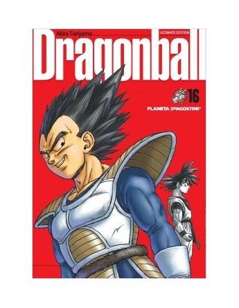 DRAGON BALL Nº 16/34