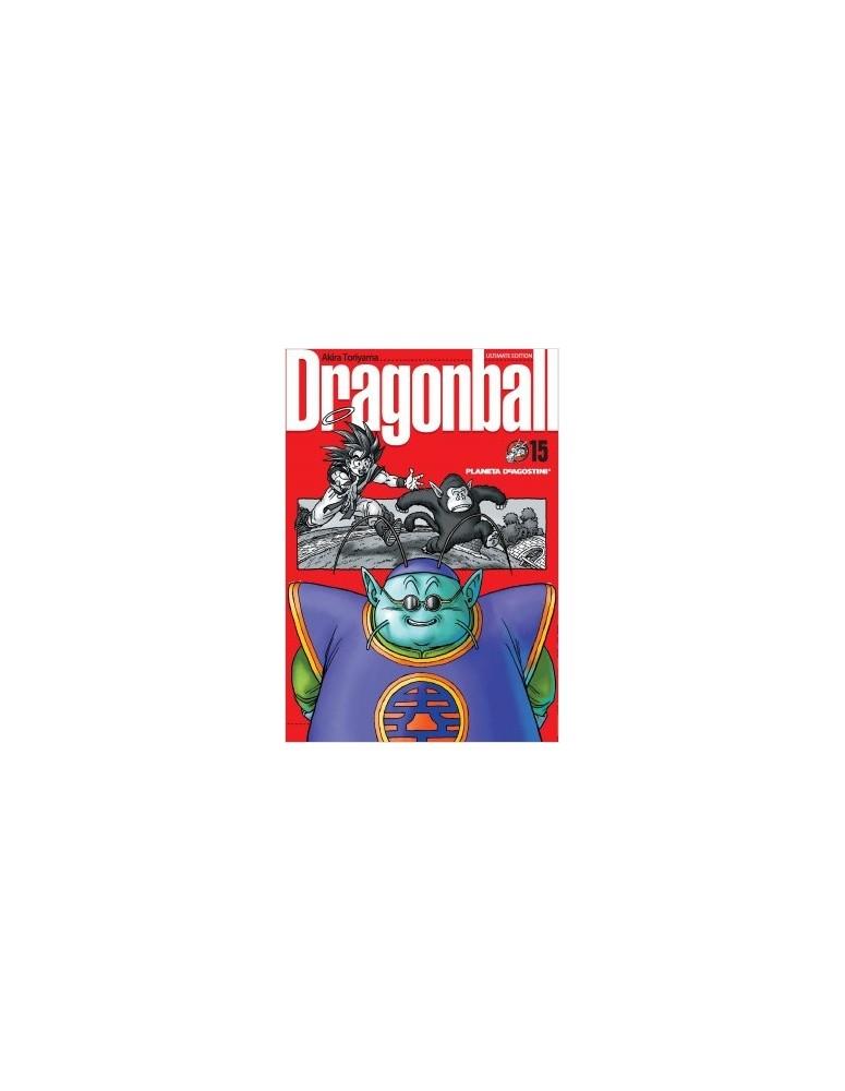 DRAGON BALL Nº 15/34