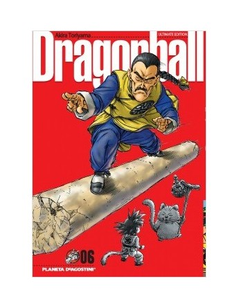 DRAGON BALL Nº 06/34