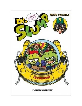 DR. SLUMP Nº09/15