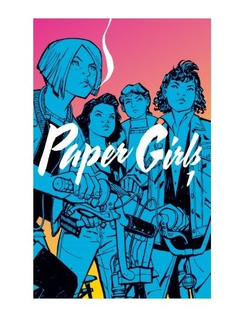 PAPER GIRLS (TOMO) Nº01