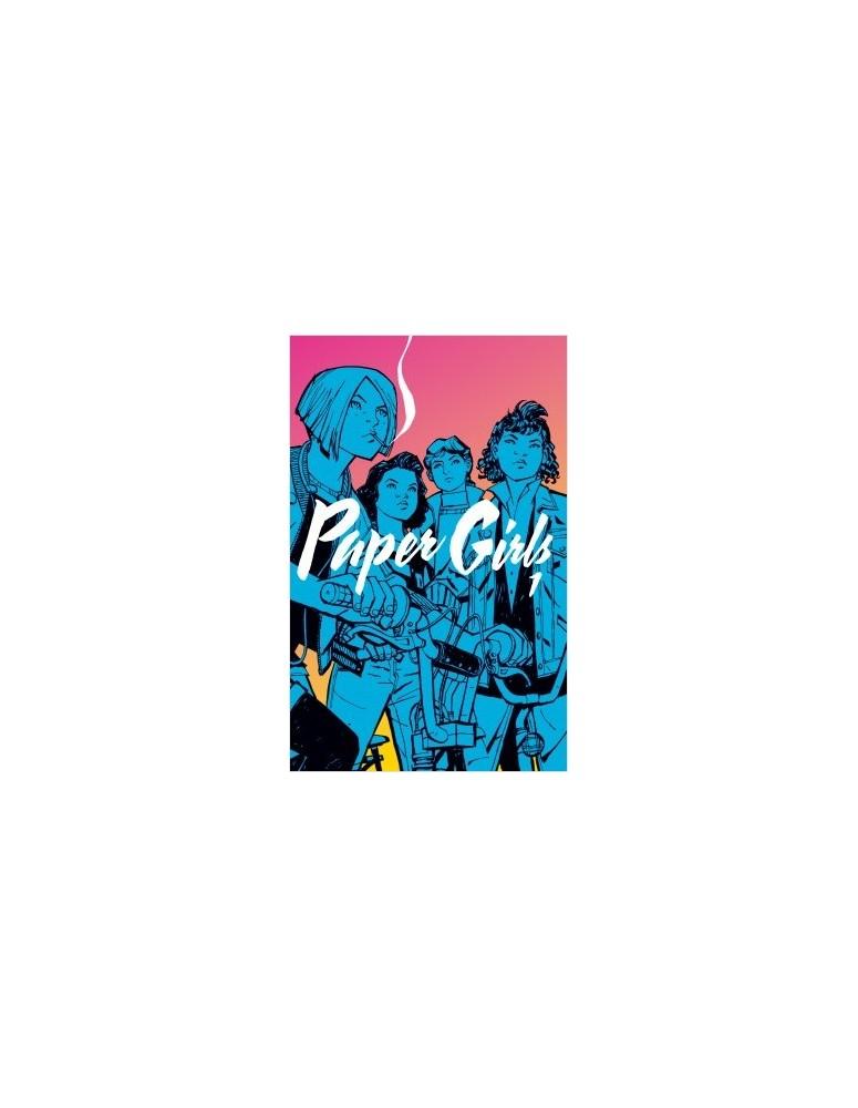 PAPER GIRLS (TOMO) Nº01