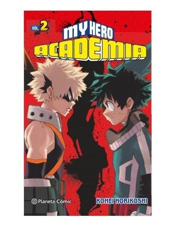 MY HERO ACADEMIA Nº 02